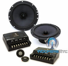 "DIAMOND AUDIO SX65V 6.5"" CAR 120W RMS COMPONENT SPEAKERS TWEETERS CROSSOVERS NEW"