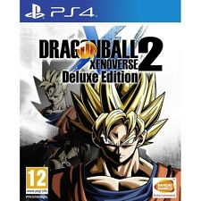 DragonBall Xenoverse 2 Deluxe Edition PS4 Game Brand New