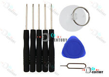 8 In1 Repair Opening Pry Tools Screwdriver Kit Set for iphone Samsung HTC LG