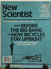 New Scientist September 5 - 11 2015 Before the Big Bang  FREE SHIPPING sb