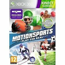 Xbox 360 Spiel MotionSports Motion Sports Kinect Classics NEU