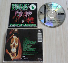 CD ALBUM APOCALYPSE 91 - PUBLIC ENEMY 14 TITRES 1991