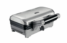 Cuisinart Deep Stuffed Fat Sandwich Maker Electric Panini Press Toastie Machine