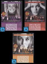 DVD GIRLS IN THE CITY - DIE SERIE - 3 DISC SET - REINE FRAUENSACHE *** NEU ***