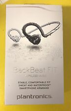 Plantronics BackBeat Fit Bluetooth Wireless Sport Headphones Sweatproof  Armband