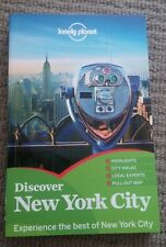 NEW, LONELY PLANET. DISCOVER NEW YORK CITY. WITH MAP 2012