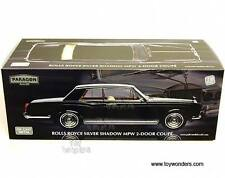 PARAGON MODELS 98202 1968 ROLLS ROYCE SILVER SHADOW MPW 2 DOORS COUPE 1/18 BLACK