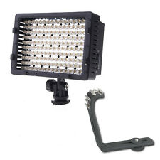 Pro XB-2 LED video light for Canon VIXIA HF R62 R60 R600 R52 R50 R500 R42 R40