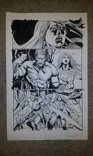 ULTIMATE FF 2 pg 14 ULTIMATE NAMOR & SEXY INVISIBLE WOMAN