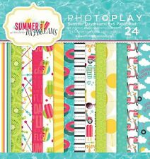 "PHOTO PLAY ""SUMMER DAYDREAMS"" 6X6 PAPER PAD EVERYDAY FAMILY SCRAPJACK'S PLACE"