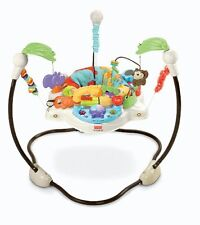 Fisher Price Luv U Zoo Baby JUMPEROO, Comfortable Rotating Seat ACTIVITY CENTER9
