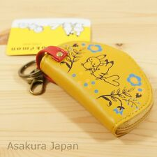 Pokemon Center x Shinzi Katoh Pokemon Little Tales Pikachu Key & Coin purse case