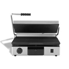 Maestrowave MEMT16030XNS Ribbed Contact Grill (Boxed New)