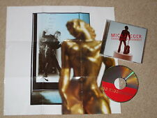 Mick Jagger - Goddess in the Doorway (CD+Poster) 12 Tracks - Nr Mint - Fast Post
