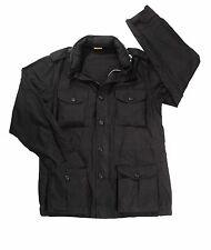 Mens Lightweight Vintage Field Jacket Rothco Tactical M-65 Cotton Coat XS-2XL