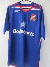 Sunderland 2009-2010 Away Football Shirt Size Extra Large /11595