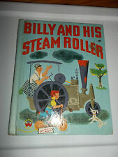 BILLY AND HIS STEAMROLLER 557 Inez Bertail Bernice Myers 1951