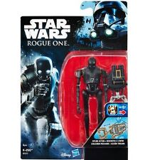 Star Wars K-2SO Rogue One 3.75 inch Action Figure Toy Robot Sale