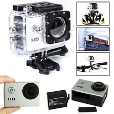 Full HD 720P 30M Car Video Cam DVR Waterproof Sports DV Camera Action Camcorder