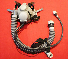 Original Flight Helmet Air Force Pilot Helmet  OXYGEN MASK  FREE SHIPPING