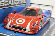 SCALEXTRIC C3769 FORD DAYTONA PROTYPE W/HEADLIGHTS & TAILIGHTS NEW 1/32 SLOT CAR