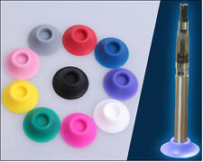 5 pieces e PEN Silicone Suction Stand Holder EGO EVOD 5 Pieces Color