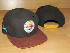 Men's Pittsburgh Steelers New Era Gray Super Bowl XLIII On The Fifty Sport Knit Hat