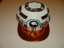 New Era Cap Hat Star Wars The Force Awakens Character Face BB-8 Hero Droid 7 3/4