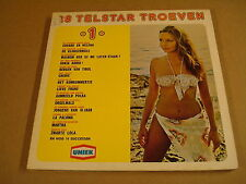 TELSTAR LP WITH SEXY GIRL ON COVER / 28 TELSTAR TROEVEN 1