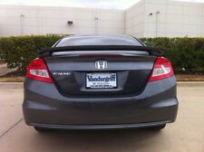 2012-2015 PAINTED REAR TRUNK LIGHTED SPOILER FOR A HONDA CIVIC 2-DOOR Coupe