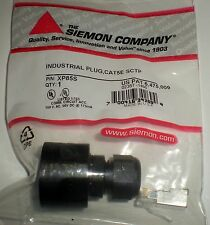 SIEMON COMPANY INDUSTRIAL RJ-45 PLUG CAT5E SCTP XP85S 700416342694 NEW SEALED