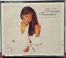 Donna Summer - The Donna Summer Anthology (1993 Casablanca 2 CD Album)