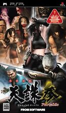 Used PSP Tenchu San Portable  Japan Import ((Free shipping))