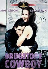 Drugstore Cowboy von Gus Van Sant mit Matt Dillon, Kelly Lynch, Heather Graham