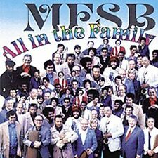 All in the Family by MFSB (Group) (CD, Aug-1997, Sony Music Distribution (USA))