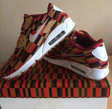 Nike Air Max 90 xroundel para London Underground SP TZ UK8 US9 E42.5 100% Auténtico