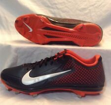 Nike Zoom Vapor Elite Low Metal Baseball Cleats Size 12.5 538553-081