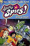 Spies in Space (Totally Spies Graphic Novels #4)