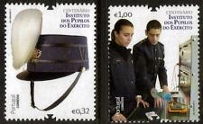 PORTUGAL MNH 2011 CENTENARY OF THE INSTITUTE FOR ARMY CADETS SET OF 2