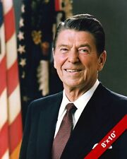 RONALD REAGAN US PRESIDENT PHOTO OF THE BIG GIPPER ART PRINT ON REAL CANVAS