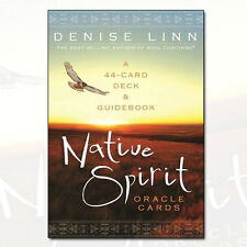 Native Spirit Oracle Cards A 44-Card Deck and Guidebook by Denise Linn[Cards]NEW