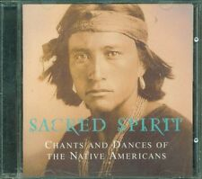 Sacred Spirit - Chants And Dances Of The Native Americans Cd Perfetto