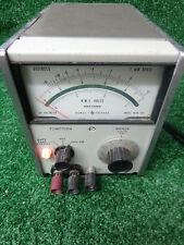 HP VINTAGE Hewlett Packard 403B decibel AC voltmeter Test equipment #2
