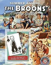 Broons & Oor Wullie Summer Annual: 2011 With Free Broons Playing Cards