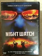 NIGHT WATCH | 2004 Russian Vampire Werewolf Horror |Director's Cut UK DVD