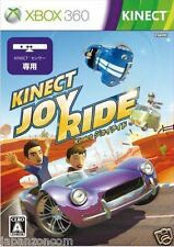 Used Xbox 360 Kinect Joy Ride MICROSOFT JAPAN JP JAPANESE JAPONAIS IMPORT