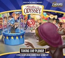 Adventures in Odyssey: Taking the Plunge 59 by AIO Team (2015, CD)