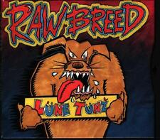 RAW BREED - Lune Tunz [Digipak] (CD 1993) USA Import EXC-NM RARE 90s Hip Hop