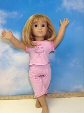 "AMERICAN GIRL DOLL 18"" HISTORICAL NELLIE RETIRED friend of SAMANTHA (2)"