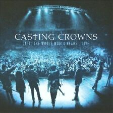 Until the Whole World Hears...Live by Casting Crowns (CD, Aug-2010, 2 Discs,...